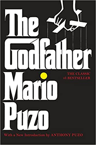 Image result for the godfather by mario puzo