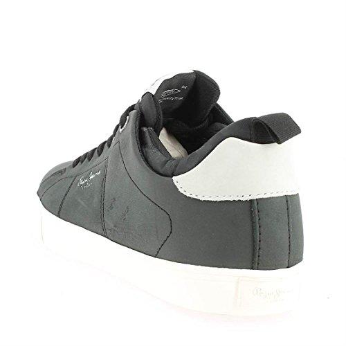 Homme Marton Pepe Basses Jeans Sneakers Noir Camu BvOUgOXq