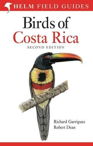Birds of Costa Rica: Second Edition