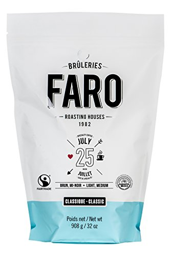 Faro Roasting Houses Whole Coffee product image