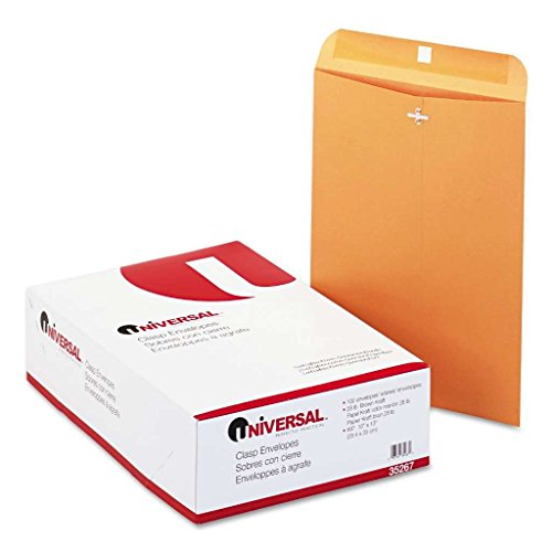 UNV35267 - Universal Kraft Clasp Envelope by Universal