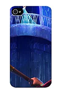 Cute High Quality Iphone 4/4s Anna Frozen Case Provided By Crazinesswith