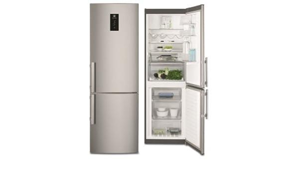Electrolux - frigorífico a independiente combinado en3454nox ...