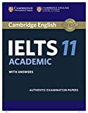 Cambridge IELTS 11 contains four authentic IELTS examination papers from Cambridge English Language Assessment, providing excellent exam practice.  The Student's Book with answers allows students to familiarise themselves with IELTS and to pr...