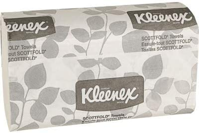 Kimberly Clark Safety 13254 KLEENEX SCOTTFOLD Towel (Pack of 3000): Amazon.com: Industrial & Scientific