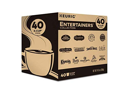 Keurig Entertainers' Collection Variety