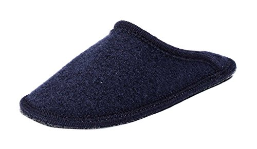 Lana Cotta Clare Le Stella Unita Pantofola Blu Tinta Invernale In Donna ZTF8qwT