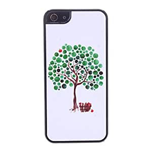NEW Green Tree Pattern Hard Case for iPhone 5/5S