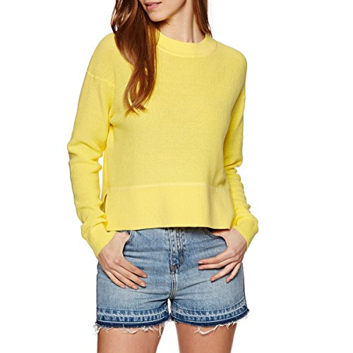 SWELL Jumpers - SWELL Cadi Knit Jumper - Lemon