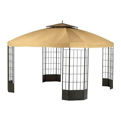 Window Bay 12 X Gazebo Replacement Canopy
