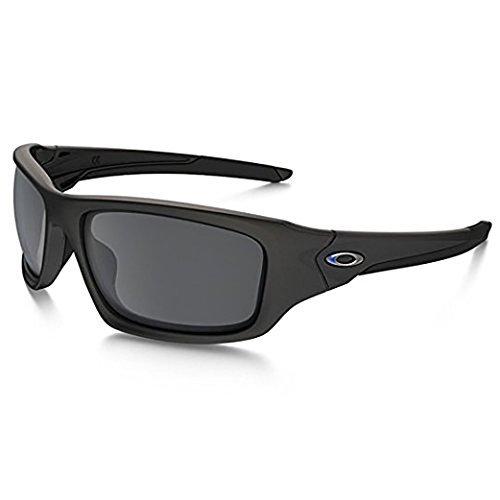 Oakley Mens Sunglasses Blue/Black - Non-Polarized - 60mm