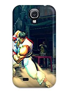 High-quality Durable Protection Case For Galaxy S4(street Fighter)