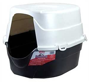 Nature's Miracle Advanced Oval Hooded Litter Box (P-5914)