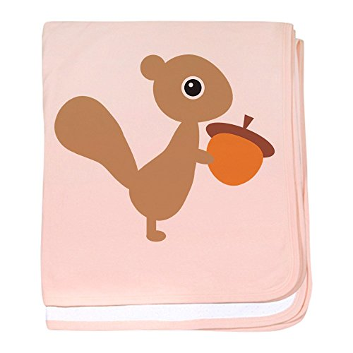 CafePress - Squirrel - Baby Blanket, Super Soft Newborn Swaddle