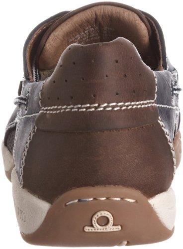 Chatham Schooner G2 Men's Boat Shoes Navy/Chestnut A3kXEVc3wL