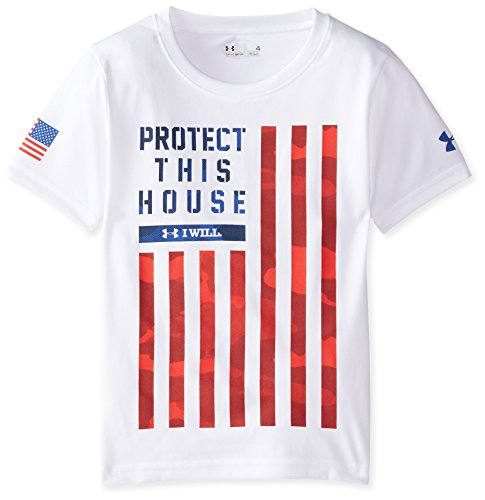 Under Armour Little Boys' Protect This House