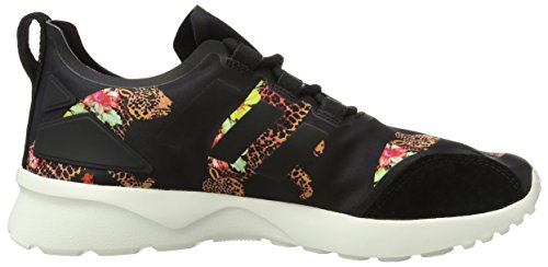 adidas Zx Flux Adv Verve, Zapatillas para Mujer Multicolor (Core Black/core White/core Black)