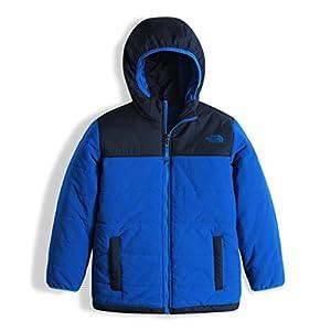 The North Face Boy's Reversible True Or False Jacket - Bright Cobalt Blue - M (Past Season)