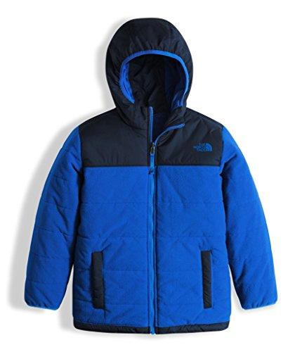 The North Face Boy's Reversible True Or False Jacket - Bright Cobalt Blue - XXS (Past (Reversible Ski Jacket)