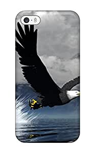 Abikjack Scratch-free Phone Case For Iphone 5/5s- Retail Packaging - D