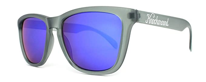 Gafas de sol Knockaround Classic Premium Frosted Grey / Moonshine