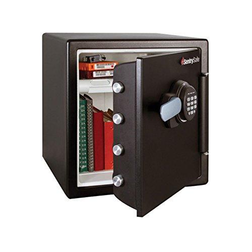 1.2' Drop (SentrySafe - Electronic Fire Safe SFW123FTC - 1.2 Cubic Feet)