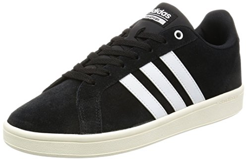 adidas CF Advantage, Zapatillas para Hombre Core Black/Ftwr White/Chalk White