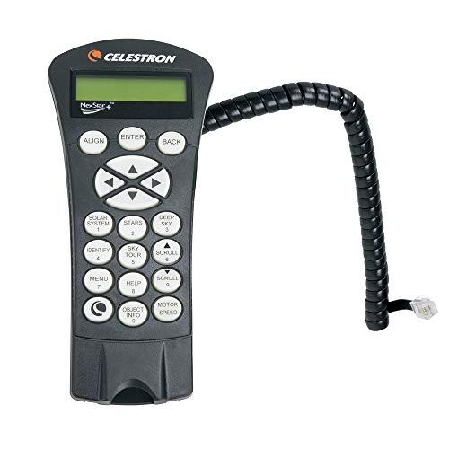 Celestron Nexstar+ Hand Control USB, AZ 93981 (Black)
