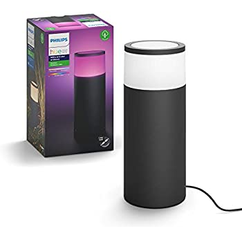 Amazon Com Philips Hue Lily White Amp Color Outdoor Spot