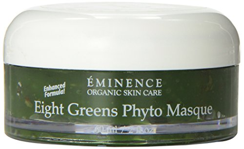 Eminence Phyto Masque not Hot Skin Care, Eight Greens, 2 Oun
