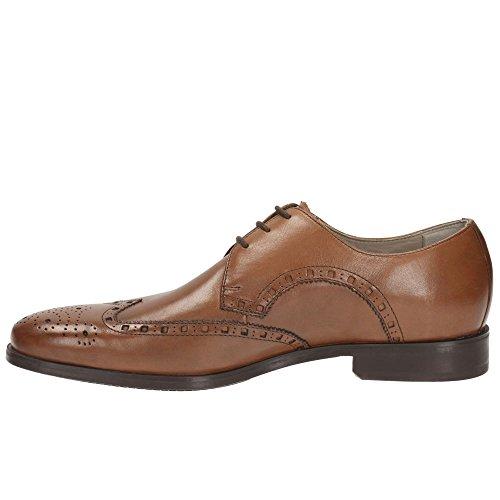 Clarks Vestir Hombre Amieson Limit Piel Zapatos De Weite Passform Tamaño 41