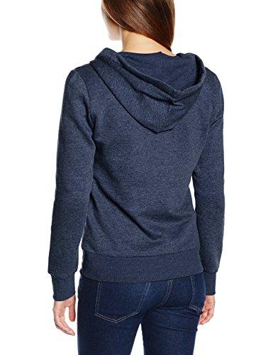 melange Onlfinley Ls Sky Noos night Hood Donna Detail Zip Only Giacca Blu pPdqp