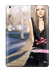 Ipad Air Celebrity Avril Lavigne Print High Quality Tpu Gel Frame YY-ONE
