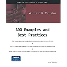 ADO Examples and Best Practices