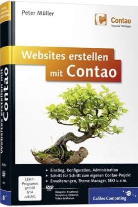 [PDF] Websites erstellen mit Contao Free Download | Publisher :  | Category : Computers & Internet | ISBN 10 : 3836216515 | ISBN 13 : 9783836216517