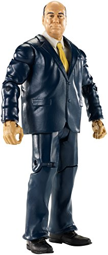 WWE Basic Paul Heyman Figure