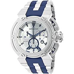 Invicta Imperious X-Wing Chronograph Blue Stainless Steel Men's Watch IMP1074