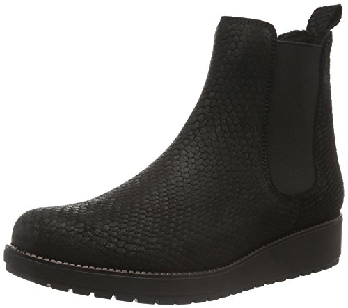 Boot Mujer Negro Mentor Botines Black Ankle para PacW5Rq