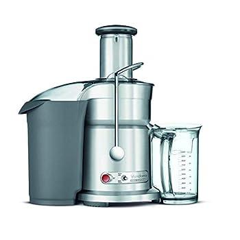 Image of Breville RM-800JEXL Die-Cast Juice Fountain Elite 1000-Watt Juice Extractor (Renewed)