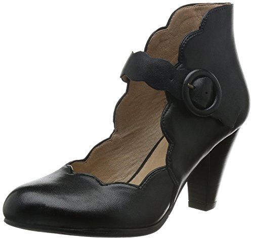 Miz Mooz Womens Carissa Dress Pump Black