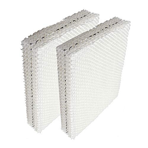 Ximoon 2 Pack Humidifier Wick Filter for Vornado MD1-0002 MD1-0001 HU1-0021, Holmes HM725 HM250 HM405 HM406 (Vortex Evaporative Humidifier)