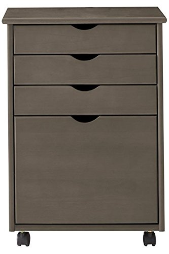 Stanton 3 + 1 File Storage Cart, 28