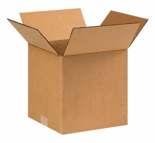 Corrugated Cube Boxes (Aviditi 999 Corrugated Box, 9