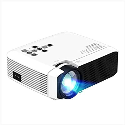 Link Co Mini proyector casero Led Entretenimiento portátil ...