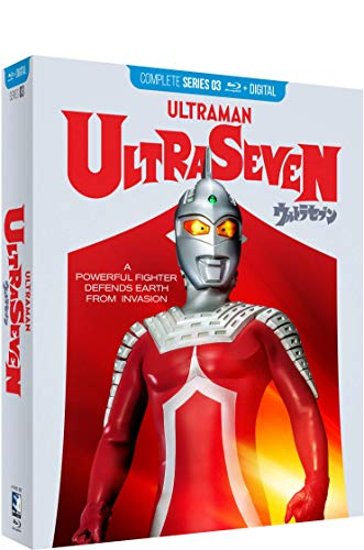 UltraSeven – Complete Series [Blu-ray]