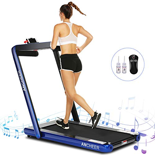 Treadmill,Treadmills for Home,Folding Electric Treadmill,Walking/Running Portable Treadmill Machine with Extra-Large…