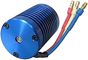 9T 4400KV BL Motor for 1//10 1//12 RC Car 60A ESC Hobbypower BL Speed Controller
