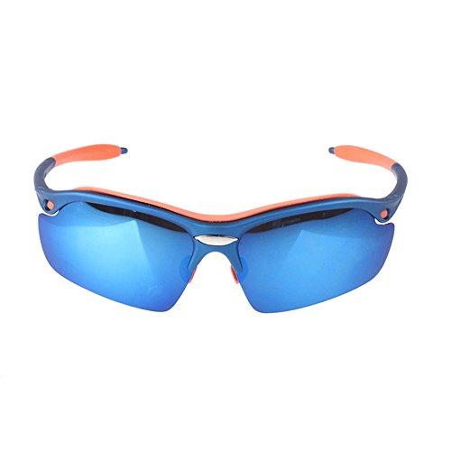 Sol Sol Modelos Hombre Coloridos para Gafas Driver polarizadas Color A de de Sol Gafas de Deportivos Gafas Mirror D qWwnO44I7z