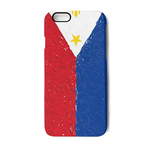 Maloery Rorry Philippines Flag Drop Protection Phone Case Sh