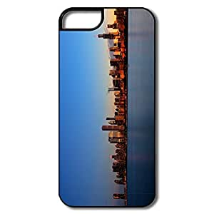Designed Geek Silicone Chicago Skyline Night IPhone 5/5s Case For Family